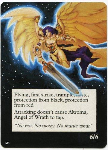 akroma angel of wrath