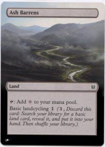 ash-barrens