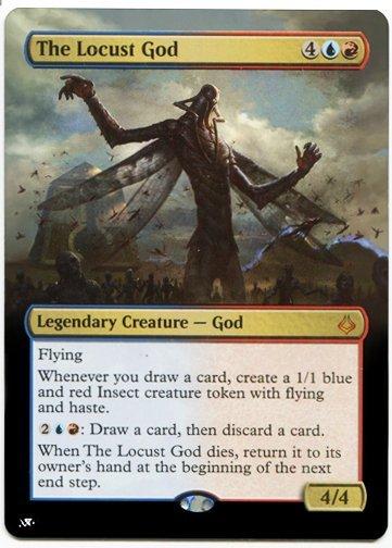The Locust God Local Pro Alters