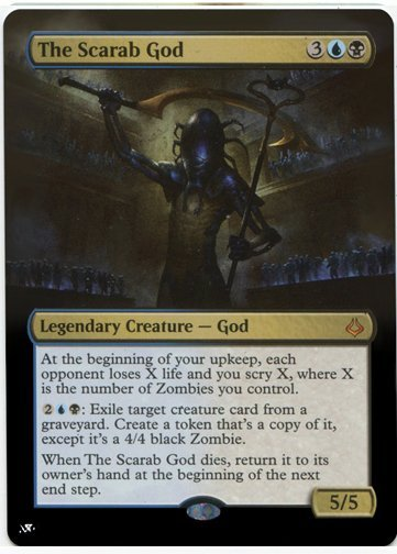 the-scarab-god