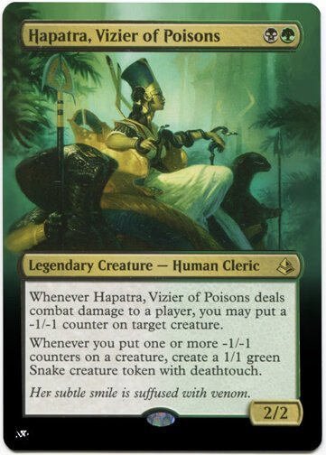 Vizier of Poisons Hapatra